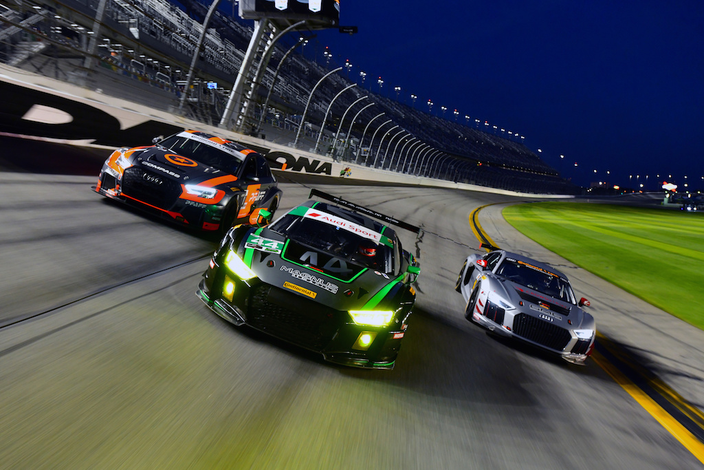 Startplatz 11 in Daytona - Livestream